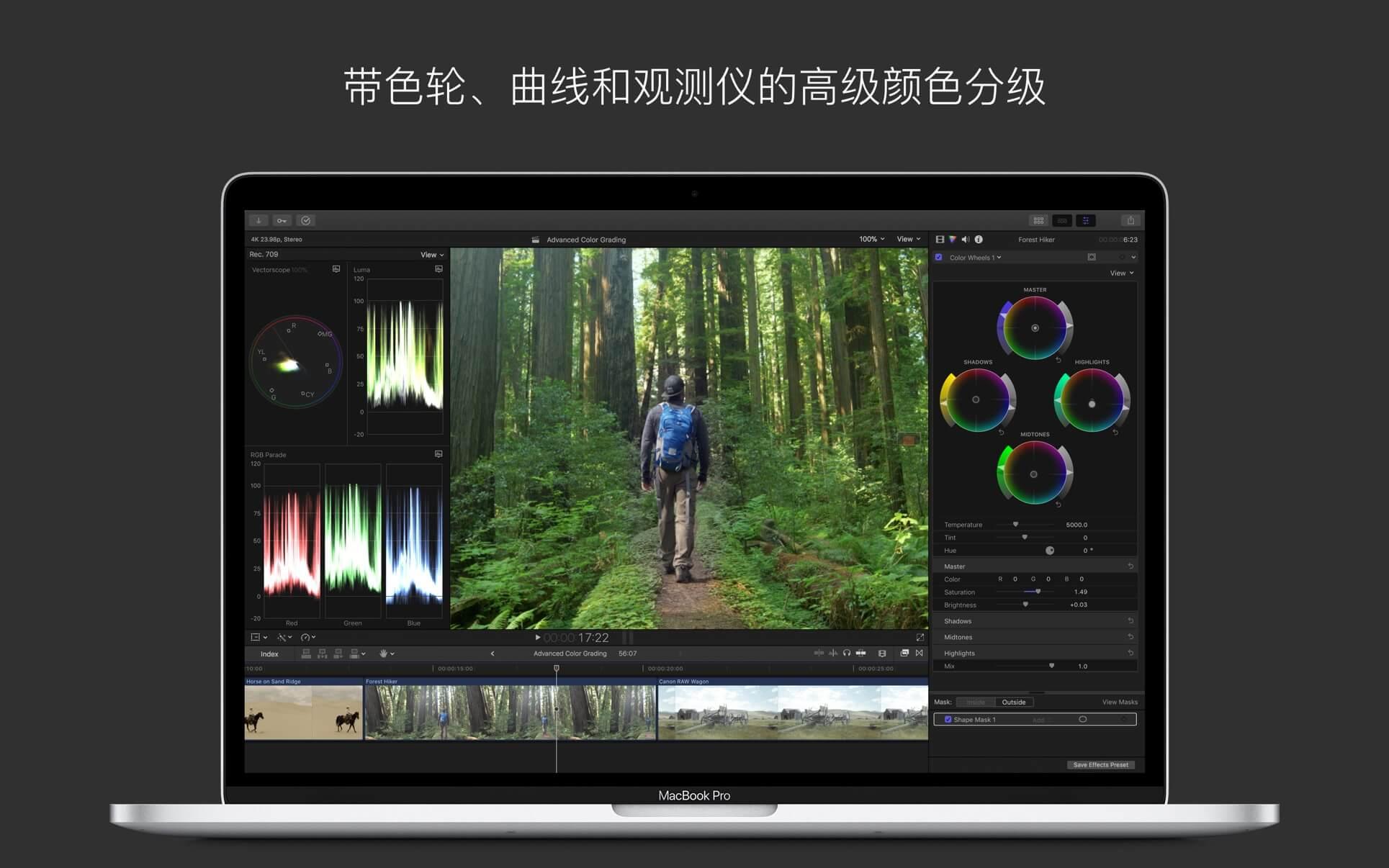 Final Cut Pro 10.5.2中文版
