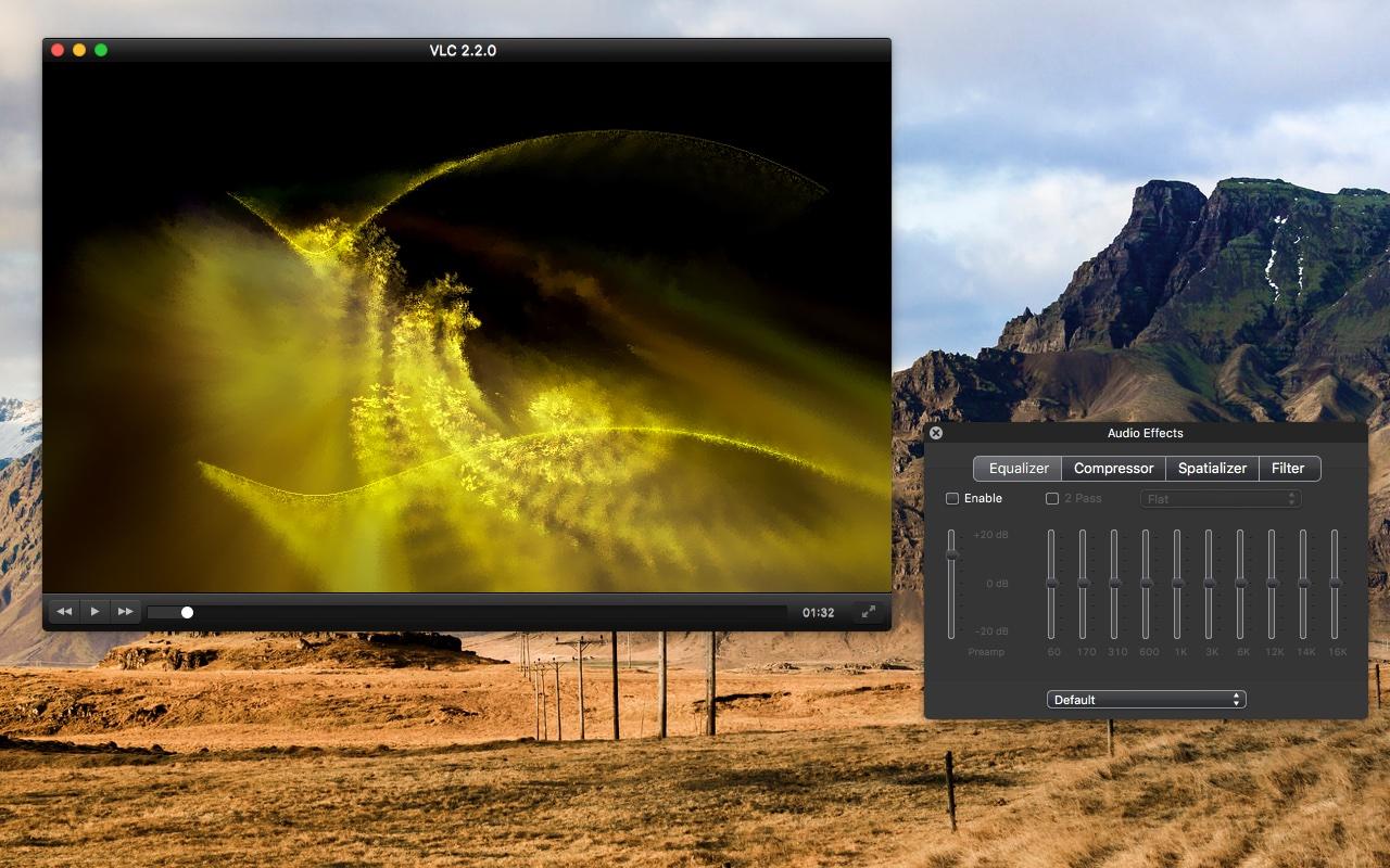 VLC for mac 3.0.12中文版