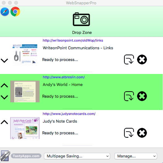 WebSnapperPro 2.3.5