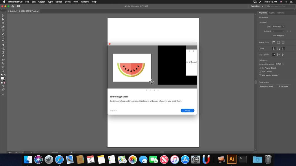 Adobe Illustrator 2020 for mac 24.3中文版