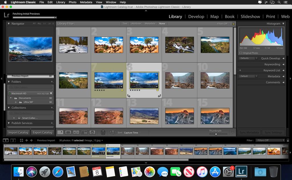 Adobe Lightroom Classic for mac  10.4中文版