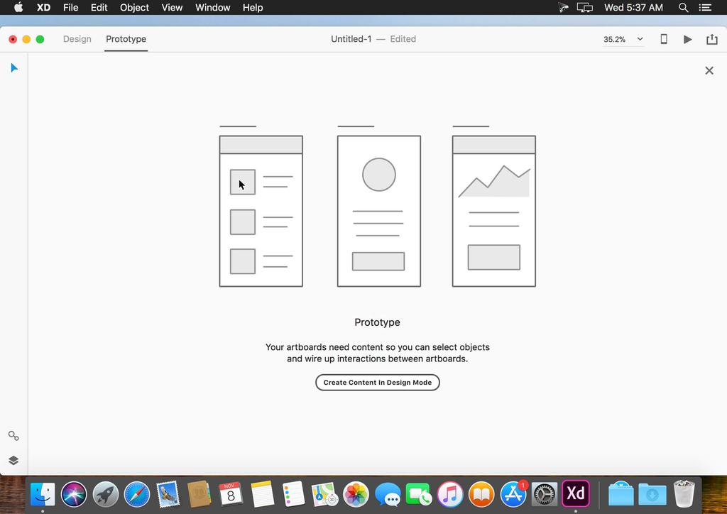 Adobe XD for mac 40.0.22中文版