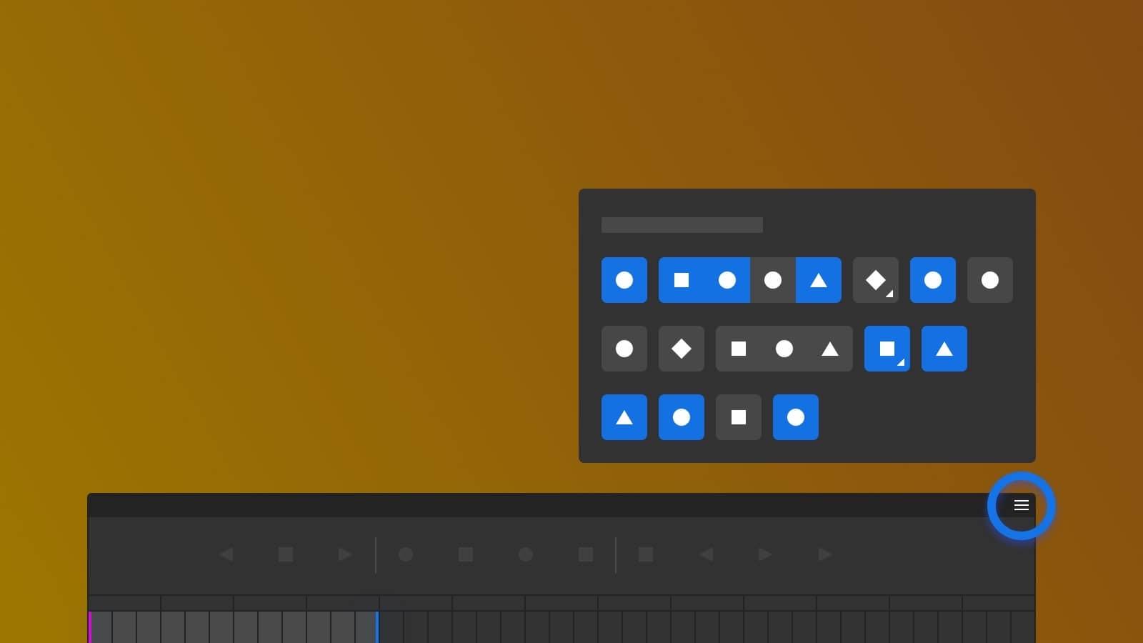 Animate 2021 for mac 时间轴和符号增强功能