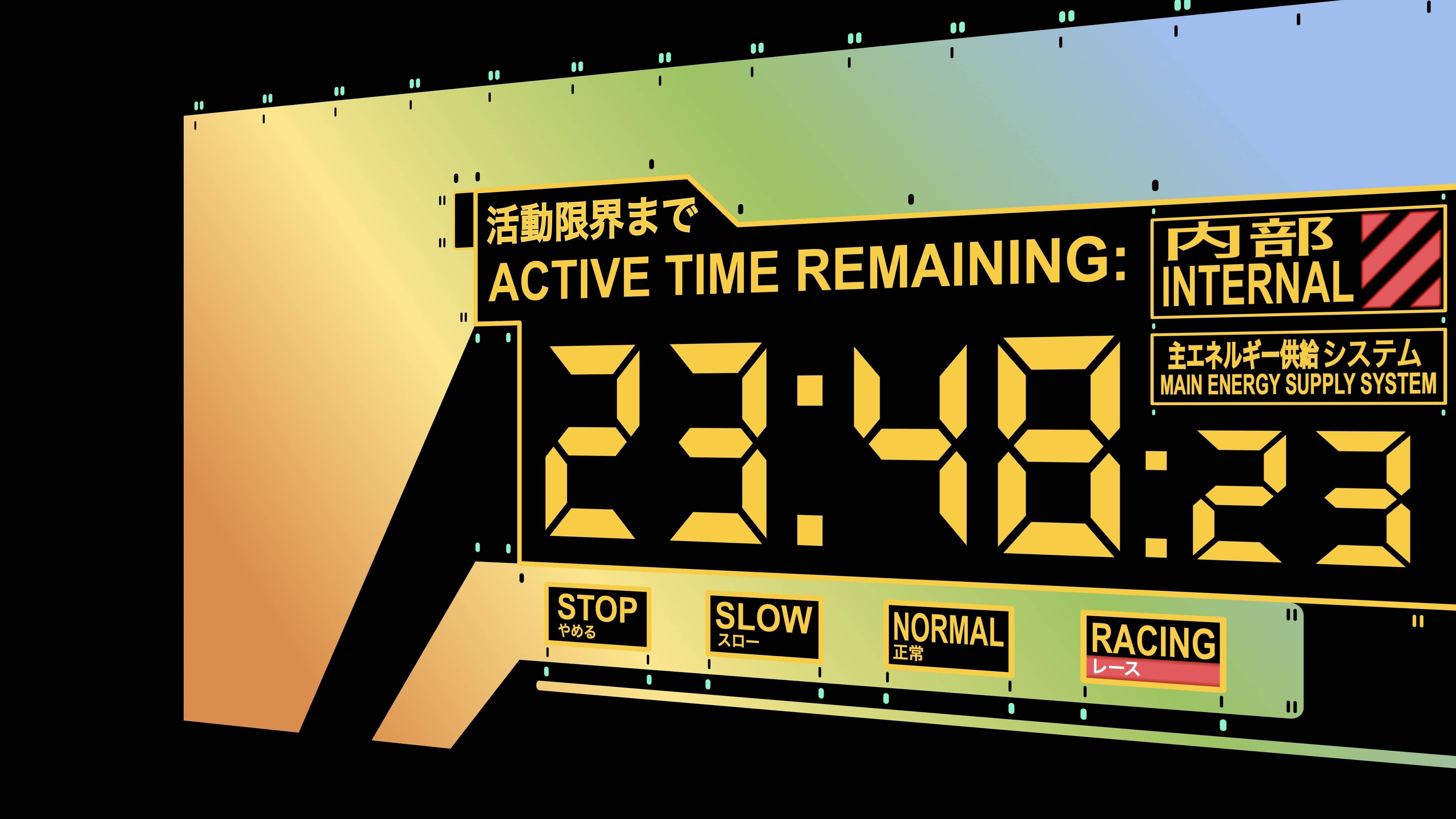 Simple Clock Screensaver mac屏保下载