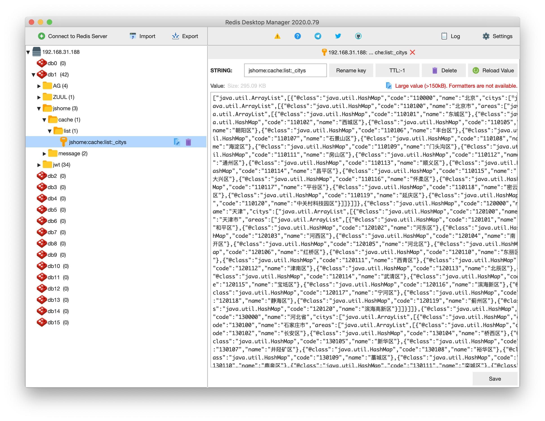 Redis Desktop Manager 2020.0.79 for mac