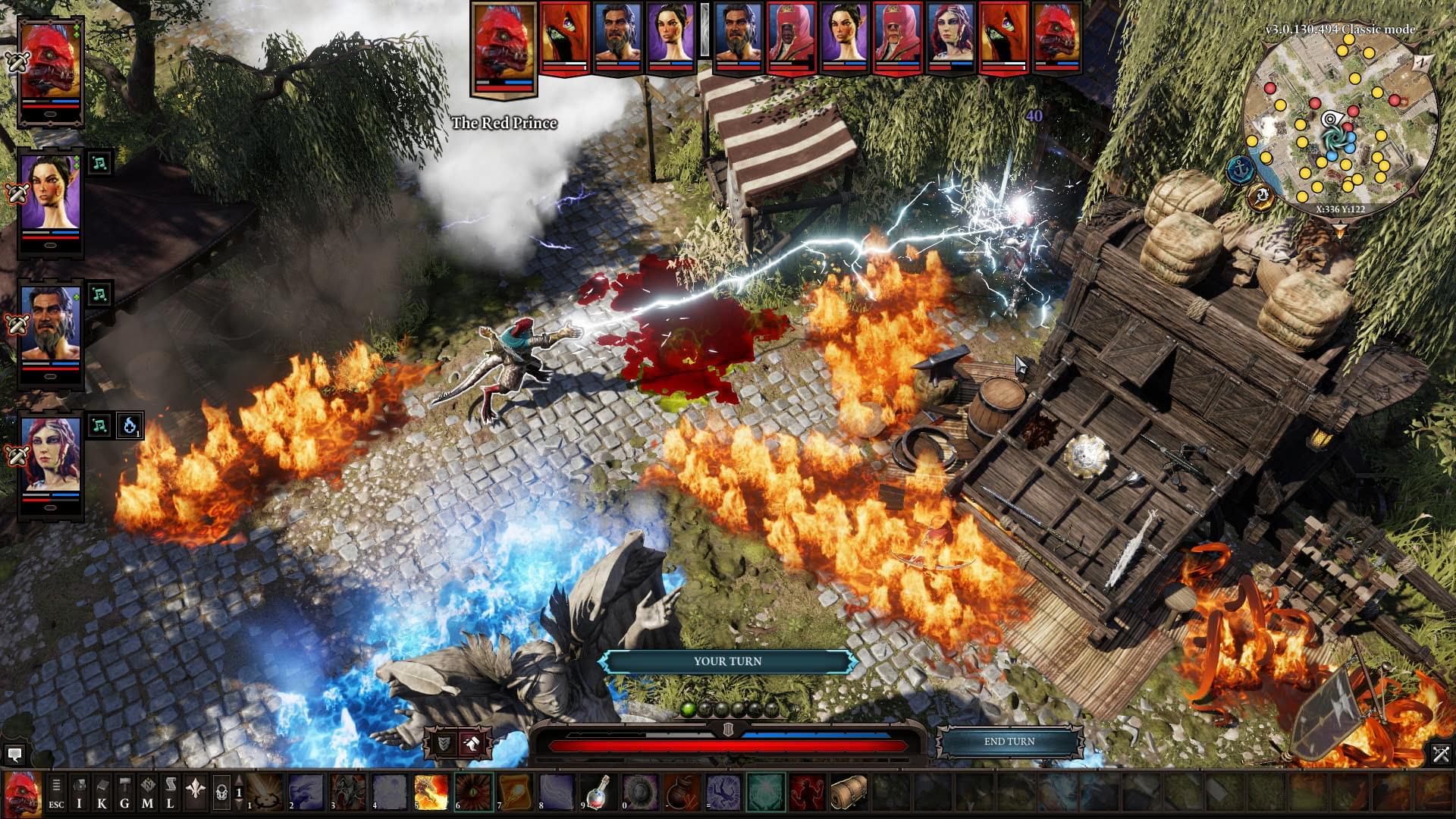 神界:原罪2 mac版游戏截图
