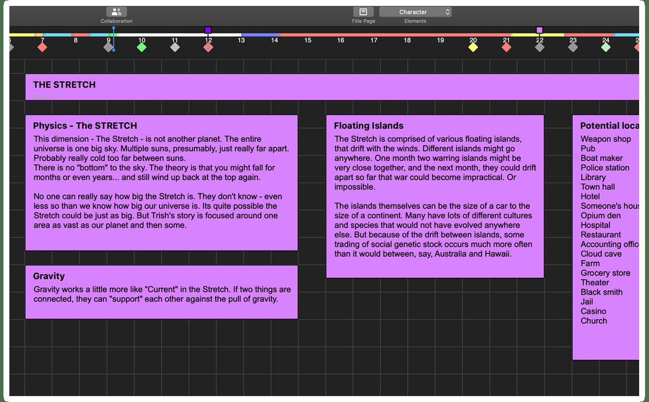 Final Draft 11.1.1 for mac